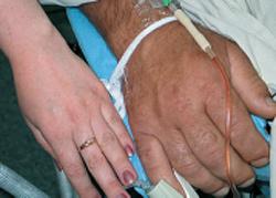 Акромегалия. Изменение руки
