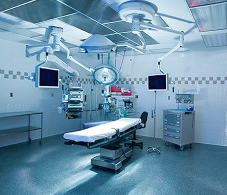 Операционная для удаления аденомы гипофиза