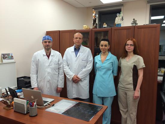 Нейрохирургическое отделение сотрудники