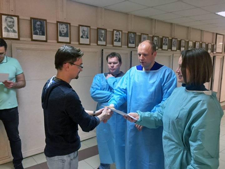 эндокусково нейрохирург григорьев