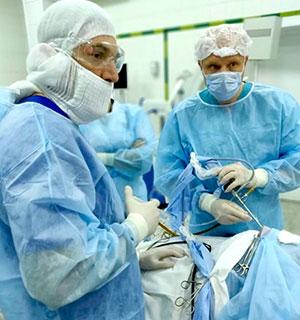 трансназальная операция на гипофиз